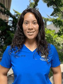 Leslie Ota, DVM